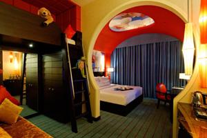 節慶酒店, Festival Hotel, Deluxe Family