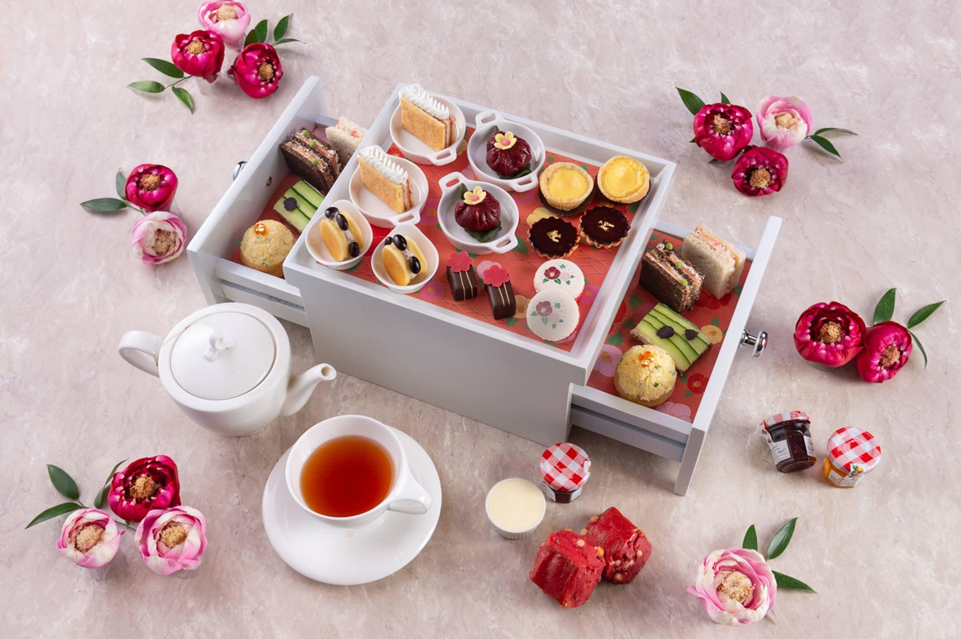 Seasonal Afternoon Tea