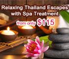 泰國水療之旅, Health Land, Let's Relax Spa, Bangkok Spa InterContinental, RarinJinda Wellness Spa Resort, Bangkok Banyan Tree Spa, Thailand, spa offer