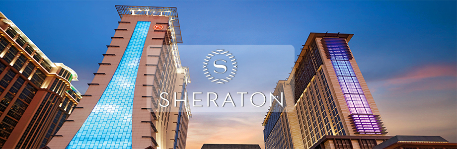 澳门金沙城中心喜来登酒店住宿套票 Sheraton Grand Macao Hotel Package